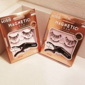 Kiss Magnetic Lashes (Both Sets)
